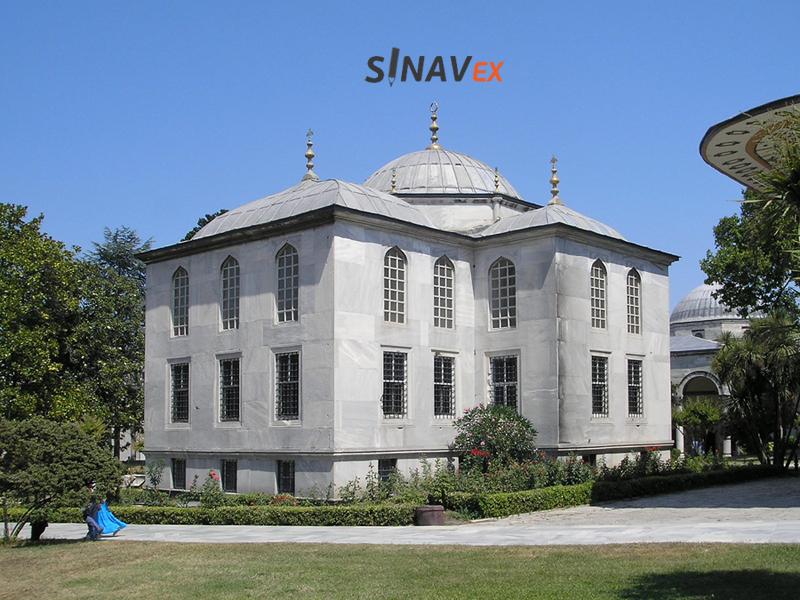 Topkapı Sarayı Enderun Kütüphanesi SINAVEX
