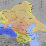 Hazar İmparatorluğu Haritası - SINAVEX