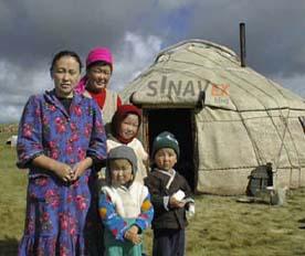 Kırgızlar - SINAVEX