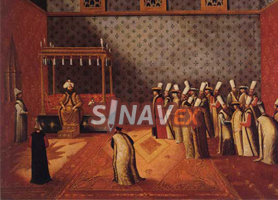 osmanlı merkez teşkilatı, divanı hümayun üyeleri - sinavex
