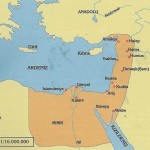 Tolunoğulları Devleti Haritası - SINAVEX